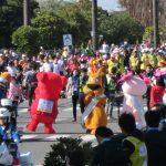 【大会当日の模様①】スタート~アクアライン手前まで 【ちばアクアラインマラソン2018】